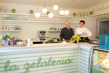 Gelateria K2 | Artigeniale