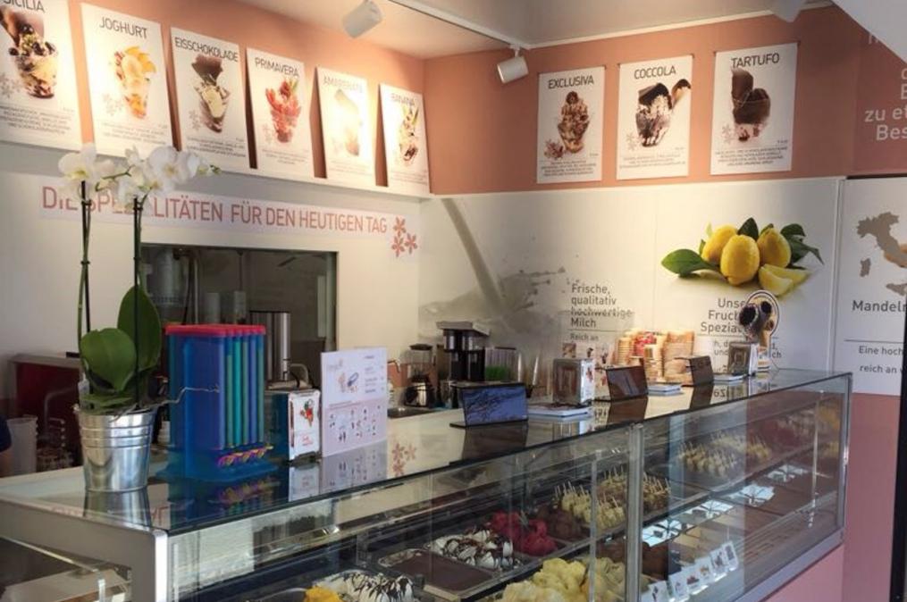 Gelateria Vaniglia Monaco | Artigeniale