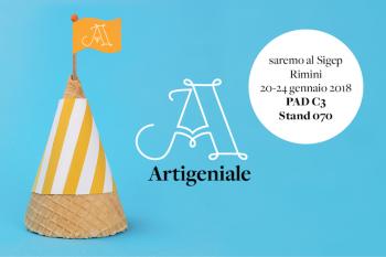 Artigeniale sarà presente all'evento SIGEP 2018 a Rimini