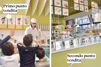 Seconda gelateria