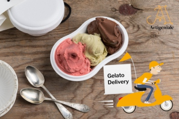 delivery gelateria