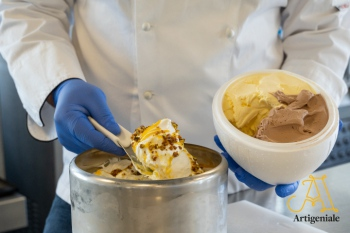bilanciamento del gelato artigianale