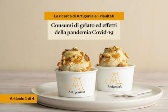 Consumi di gelato ed effetti della pandemia COVID